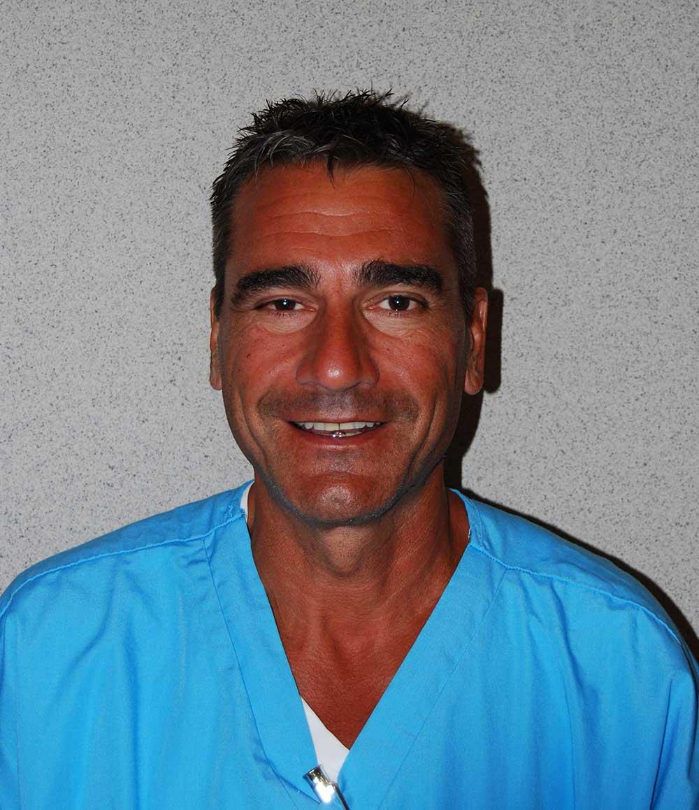 Dr. Stephen Sgrazzutti