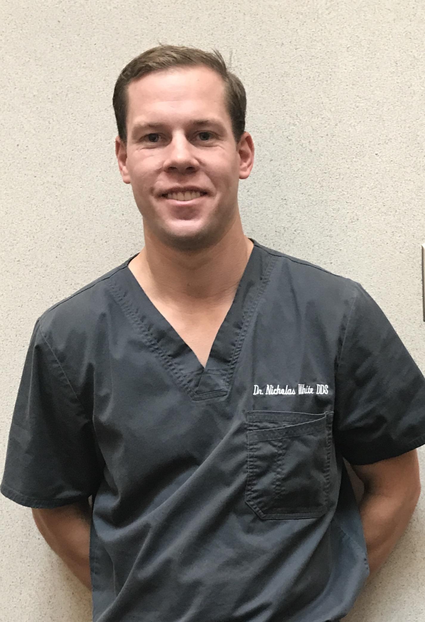 Dr. Nicholas White